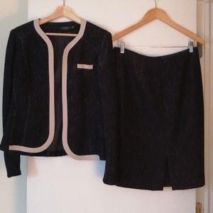 Iris setlakwe jacket and skirt size 8